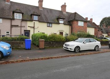 Thumbnail 3 bed town house for sale in Keelings Drive, Trent Vale