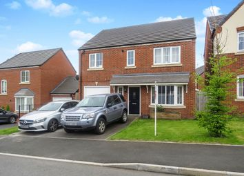 Thumbnail 4 bed detached house for sale in Butler Best Way, Kidderminster