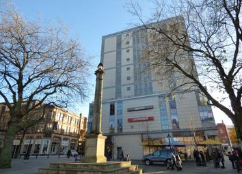 Thumbnail 2 bed flat for sale in Cubic, Birley Street, Preston, Lancashire