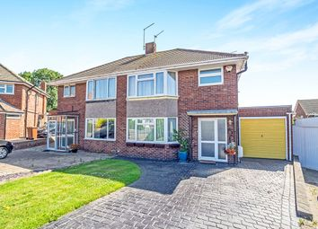 Thumbnail 3 bed semi-detached house for sale in Trubridge Road, Hoo, Rochester