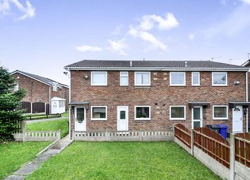 Thumbnail 2 bed flat for sale in Borrowdale Close, Ardsley, Barnsley