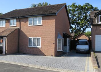 Thumbnail 3 bed semi-detached house for sale in Nutshalling Avenue, Rownhams, Southampton