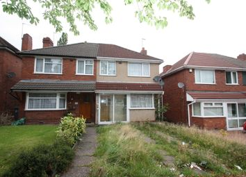 Thumbnail 3 bed semi-detached house for sale in Monsal Road, Birmingham