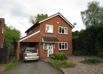Thumbnail 4 bed detached house to rent in Darnford Close, Sutton Coldfield