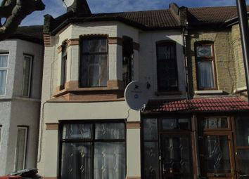 Thumbnail 4 bed terraced house for sale in Central Park Road, East Ham