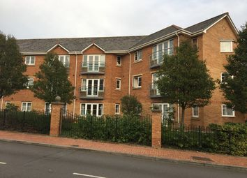 Thumbnail 2 bedroom flat for sale in Heol Cilffrydd, Barry