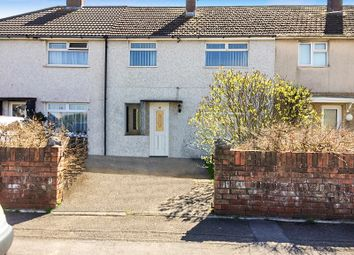 Thumbnail 3 bed terraced house for sale in Cronin Avenue, Port Talbot, Neath Port Talbot.