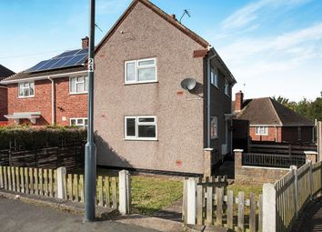 Thumbnail 2 bed terraced house for sale in Sycamore Crescent, Gun Hill, Coventry