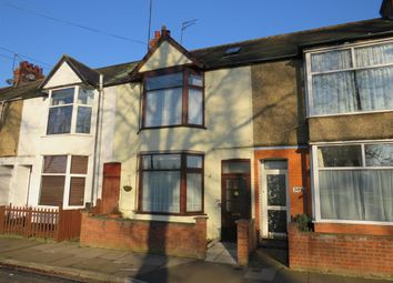 Thumbnail 4 bedroom terraced house for sale in Delapre Crescent Road, Far Cotton, Northampton