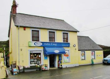 Thumbnail Retail premises for sale in Dinas Cross, Newport