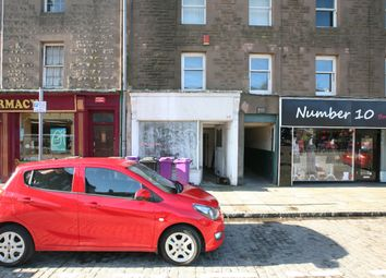 Thumbnail Commercial property to let in High Street, Montrose, Angus