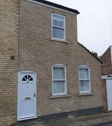 Thumbnail 1 bed terraced house to rent in Bromley Street, Leeman Road, York