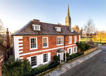 Thumbnail 6 bed detached house for sale in The Close, Salisbury, Wiltshire