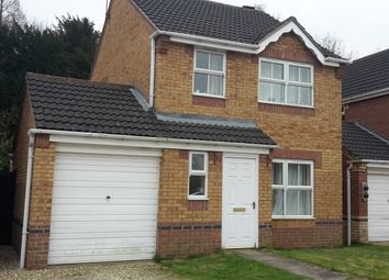 Thumbnail 3 bed detached house to rent in Foxcovert, Sudbrook