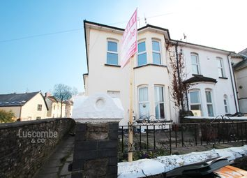 Thumbnail 3 bed flat to rent in Clyffard Crescent, Newport
