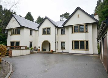 Thumbnail 5 bed detached house for sale in Croston Close, Alderley Edge, Cheshire