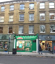Thumbnail Restaurant/cafe to let in Upper Street, Barnsbury