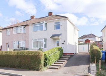 3 bed semi-detached house for sale in Derwent View, Mastin Moor, Chesterfield S43