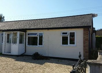 Thumbnail 4 bed detached bungalow to rent in Gosmore Road, Clehonger, Hereford