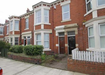 Thumbnail 2 bed flat for sale in Biddlestone Road, Heaton