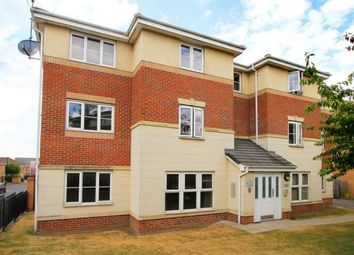 Thumbnail 2 bed flat for sale in Middlepeak Way, Sheffield, South Yorkshire