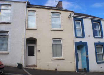 Thumbnail 2 bed terraced house for sale in Cambridge Street, Uplands, Swansea