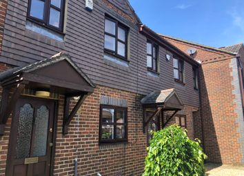Thumbnail 3 bed terraced house to rent in Wellington Court, Wellington Court, Ashford, Middlesex