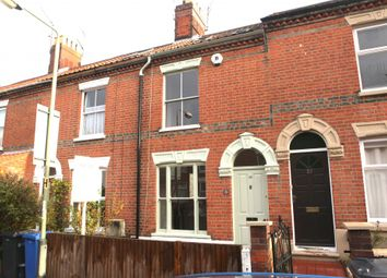 Thumbnail 3 bedroom terraced house to rent in Glebe Road, Golden Triangle