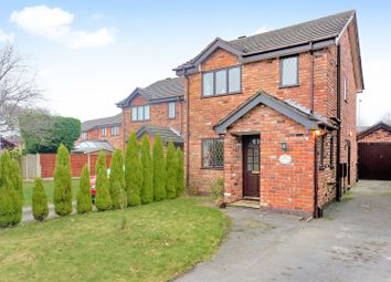 Thumbnail 3 bed detached house for sale in The Willows, Leek