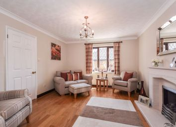 Thumbnail 3 bed detached house for sale in Godwit Court, Kelvedon, Colchester