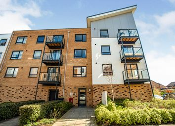 Thumbnail 2 bed flat for sale in Creek Mill Way, Dartford, Kent