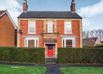 Thumbnail 4 bed detached house for sale in Legbourne Road, Louth