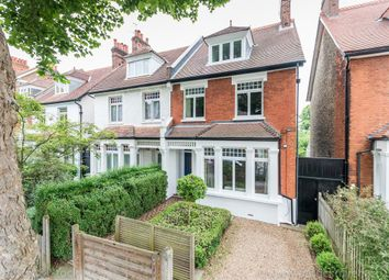 Thumbnail 5 bedroom semi-detached house for sale in Grove Park, Camberwell