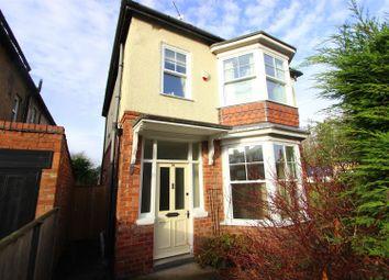 Thumbnail 3 bed detached house for sale in Bracken Road, Darlington