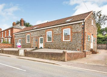 Thumbnail 3 bedroom property for sale in Fakenham Road, Briston, Melton Constable