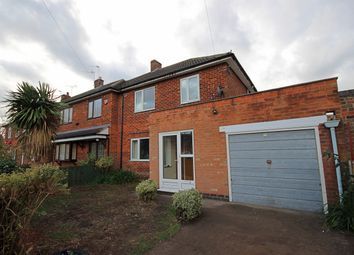 Thumbnail 3 bed semi-detached house to rent in Laurel Crescent, Notts