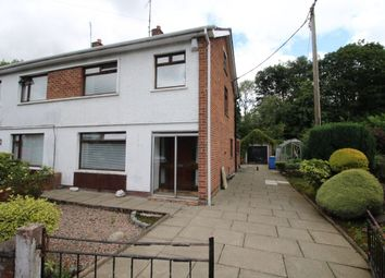 Thumbnail 3 bed semi-detached house for sale in Glenariff Drive, Dunmurry, Belfast