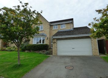 Thumbnail 4 bed detached house to rent in Oakfield Drive, Mirfield