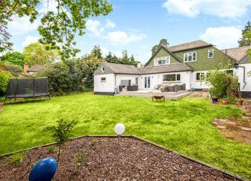 4 bed detached house for sale in Cleves Wood, Weybridge, Surrey KT13