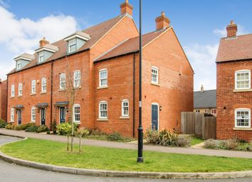 Thumbnail 2 bed detached house to rent in Great Denham, Bedford