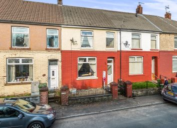 Thumbnail 3 bed terraced house for sale in Elwyn Street, Tonyrefail, Porth