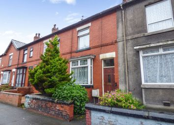 Thumbnail 2 bed terraced house for sale in Crescent Road, Bolton