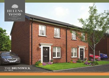 Thumbnail 2 bedroom semi-detached house for sale in Helens Wood, Rathgael Road, Bangor
