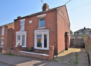 Thumbnail 3 bed semi-detached house for sale in Regent Street, Rowhedge, Colchester, Essex
