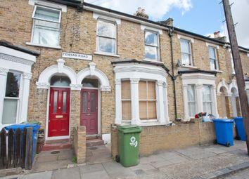 Thumbnail 5 bedroom terraced house to rent in Fenham Road, London