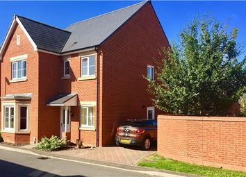 Thumbnail 4 bed detached house for sale in 9 Webbs Way, Rosefields, Tewkesbury, Gloucestershire