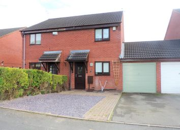 Thumbnail 2 bed semi-detached house to rent in Cape Avenue, Stafford