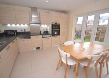 Thumbnail 4 bedroom town house to rent in Drake Way, Kennet Island