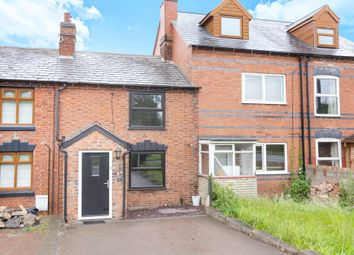 Thumbnail 2 bed cottage for sale in Worcester Road, Summerfield, Kidderminster