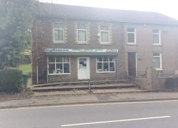 Thumbnail Retail premises for sale in Bryn Road, Pontllanfraith, Blackwood